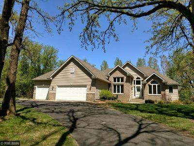 Sauk Rapids Single Family Home For Sale: 8501 Highway 95 NE