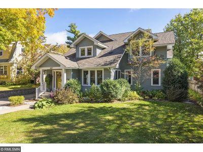 Minneapolis, Saint Paul Single Family Home For Sale: 4117 Abbott Avenue S
