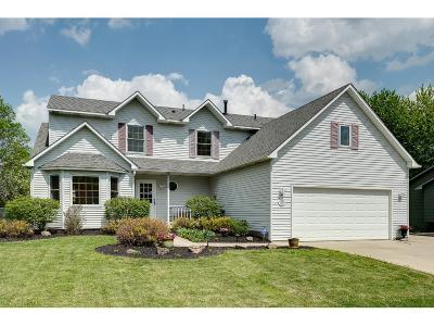 Lakeville MN Single Family Home For Sale: $365,000