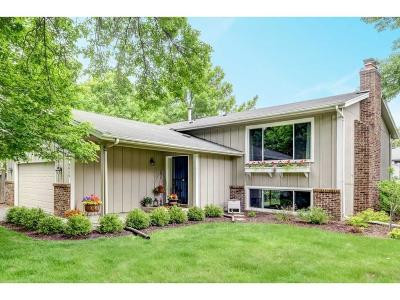 Bloomington MN Single Family Home For Sale: $429,900