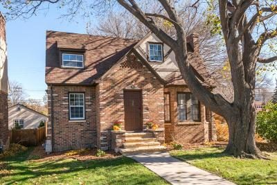 Minneapolis Single Family Home For Sale: 4945 Knox Avenue S