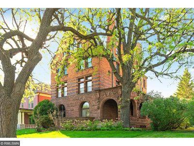 Saint Paul Condo/Townhouse For Sale: 251 Summit Avenue #1