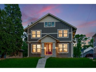 Saint Paul Single Family Home For Sale: 1256 Hartford Avenue