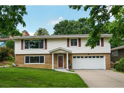 Minneapolis Single Family Home For Sale: 5988 Grass Lake Terrace