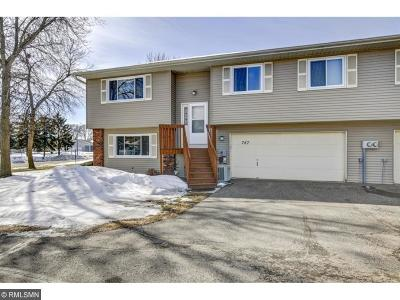 Vadnais Heights Condo/Townhouse Contingent: 747 Belland Avenue