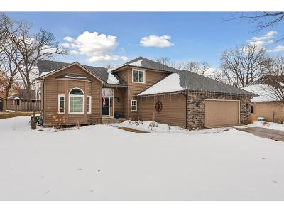 Blaine Single Family Home Contingent: 11821 Isanti Street NE