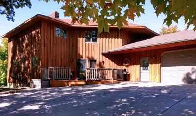 Stearns County Single Family Home For Sale: 26415 Hermitage Road