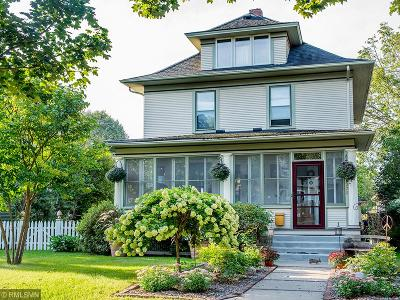 Saint Paul Single Family Home For Sale: 928 Linwood Avenue