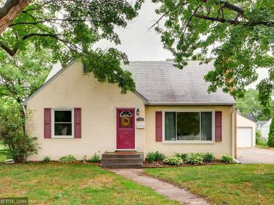 Brooklyn Center Single Family Home For Sale: 5508 Dupont Avenue N
