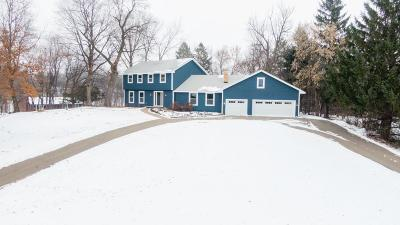 Orono Single Family Home For Sale: 650 Minnetonka Highlands Lane