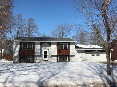 Blaine Single Family Home Contingent: 4917 105th Lane NE