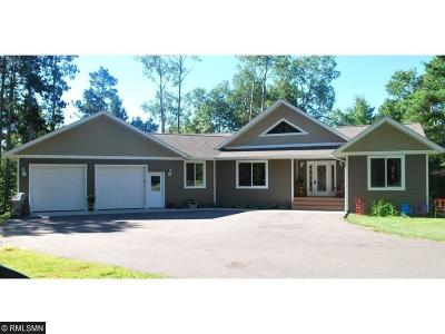Nisswa Single Family Home Contingent: 25678 Hyland Avenue