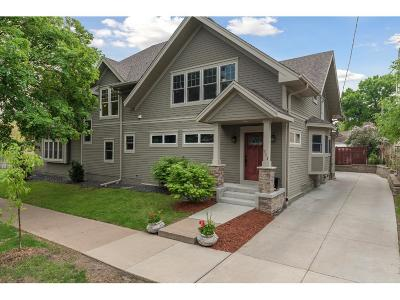 Minneapolis Single Family Home For Sale: 711 W 46th Street
