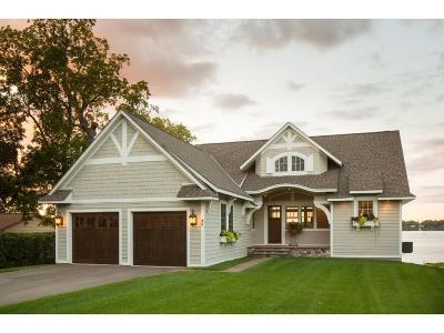 Tonka Bay Single Family Home For Sale: 40 Interlachen Lane