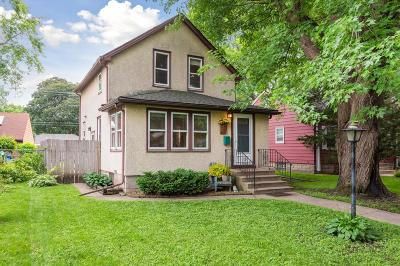 Minneapolis MN Single Family Home Contingent: $246,900
