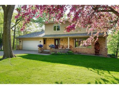 Eden Prairie Single Family Home For Sale: 17151 Cedarcrest Drive