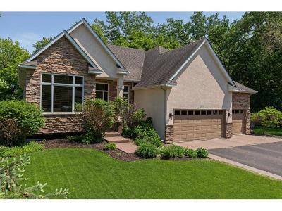 Minnetonka Single Family Home For Sale: 4191 Trail Ridge Lane