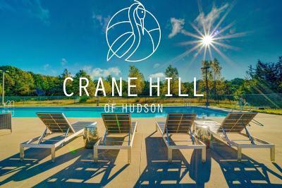 Hudson Residential Lots & Land For Sale: Xxx Lot 3 Crane Hill Of Hudson