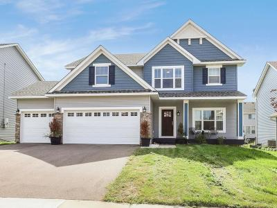Apple Valley MN Single Family Home For Sale: $390,000