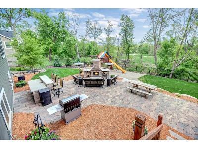 Shakopee Single Family Home For Sale: 2395 Jennifer Lane