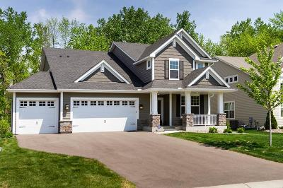 Chanhassen Single Family Home For Sale: 3592 Strawberry Lane