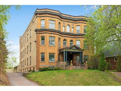Saint Paul Condo/Townhouse For Sale: 550 Summit Avenue #201