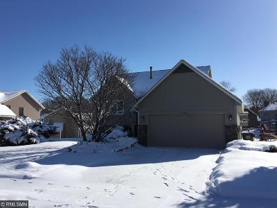Eagan Single Family Home Contingent: 3696 Ashbury Road