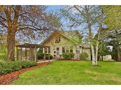 Minneapolis Single Family Home For Sale: 5501 Clinton Avenue