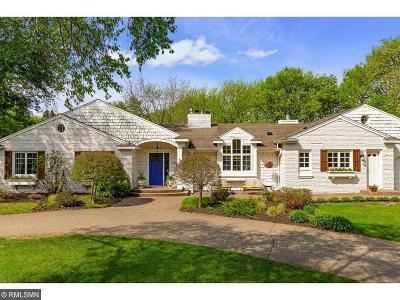 Deephaven Single Family Home For Sale: 4030 Heathcote Road