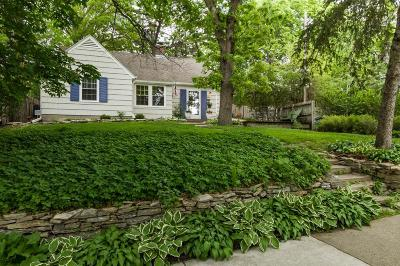 Minneapolis Single Family Home For Sale: 3935 Washburn Avenue S