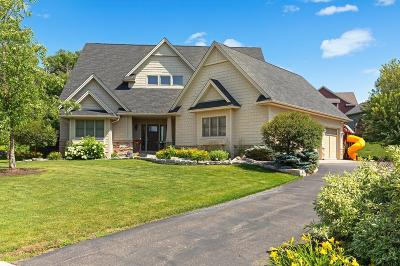 Eagan Single Family Home For Sale: 510 Brooklyn Court
