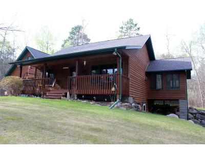 Pequot Lakes Single Family Home For Sale: 4092 Hubbard Street