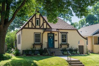 Minneapolis Single Family Home For Sale: 4305 29th Avenue S