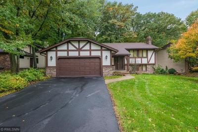 Eden Prairie Single Family Home For Sale: 9306 Amsden Way