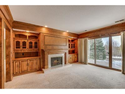 Eden Prairie Condo/Townhouse For Sale: 8651 Basswood Road #101