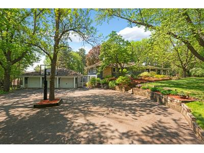 Mendota Heights Single Family Home For Sale: 1903 Hunter Lane