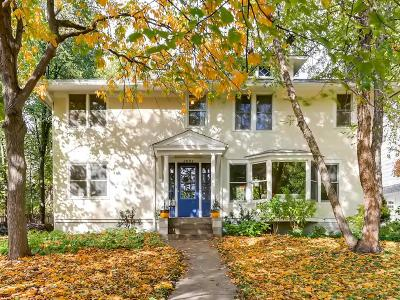 Saint Paul Single Family Home For Sale: 2095 Dudley Avenue