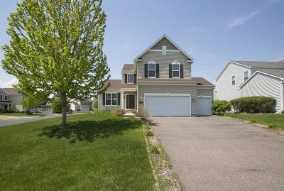 Shakopee Single Family Home For Sale: 1823 Switchgrass Lane