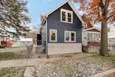 Saint Paul Single Family Home For Sale: 847 Woodbridge Street