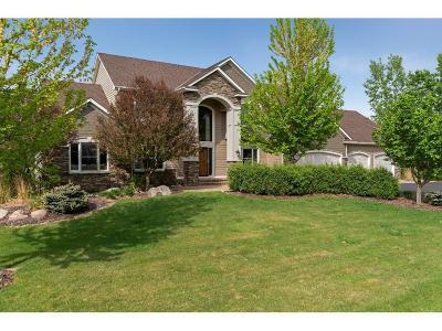 Medina Single Family Home For Sale: 1110 Settlers Road