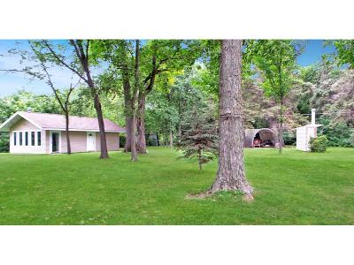 Federal Dam, Leech Lake Twp, Walker, Benedict, Laporte Single Family Home For Sale: Tbd Big Hardwood Point