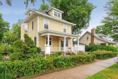 Minneapolis Single Family Home For Sale: 1520 W 31st Street