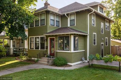 Minneapolis Single Family Home For Sale: 3336 Emerson Avenue S