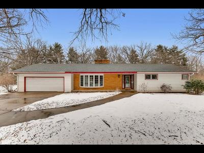 Single Family Home For Sale: 19400 Red Wing Boulevard