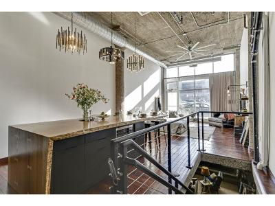 Condo/Townhouse For Sale: 521 S 7th Street #119