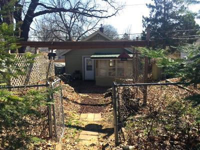Minneapolis Single Family Home For Sale: 3422 Washburn Avenue N