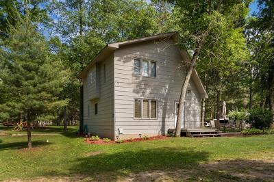 Pequot Lakes Single Family Home For Sale: 35333 Lake Bertha Circle