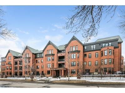 Saint Paul Condo/Townhouse For Sale: 80 Western Avenue N #103