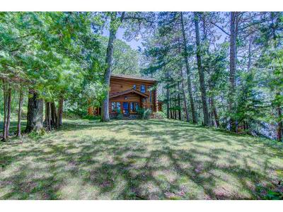 Single Family Home Contingent: 10341 N Sandy Beach Road