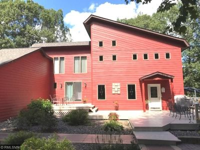 Menomonie Single Family Home For Sale: E5392 County Road Bb